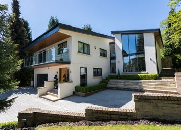 Thumbnail 4 bed detached house for sale in Packsaddle Park, Prestbury, Macclesfield