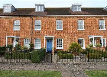 Thumbnail 3 bed town house for sale in Chedworth Place, Tattingstone, Ipswich