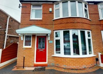 Thumbnail 6 bed semi-detached house for sale in Fairholme Road, Manchester