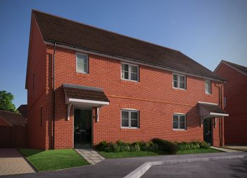"Thumbnail 3 bed semi-detached house for sale in ""The Beech"" at Brimblecombe Close, Wokingham"