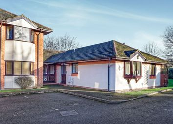Thumbnail 1 bed bungalow to rent in Brandon Road, Church Crookham, Fleet
