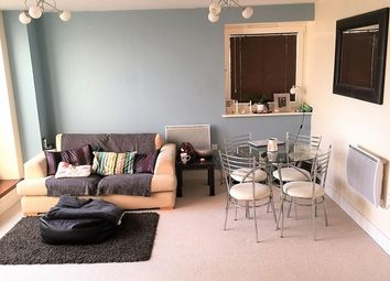 Thumbnail 1 bedroom flat to rent in Prospect Place, Sports Village, Cardiff Bay