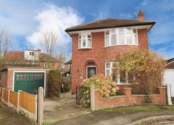 Thumbnail 3 bed detached house for sale in Pelham Crescent, Beeston, Nottingham