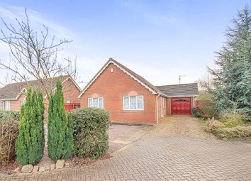 Thumbnail 3 bed detached bungalow for sale in Midsummer Gardens, Long Sutton, Spalding