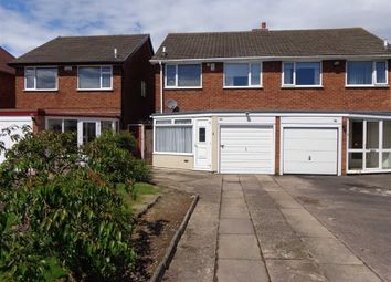 Thumbnail 3 bed semi-detached house for sale in Common Lane, Sheldon, Sheldon