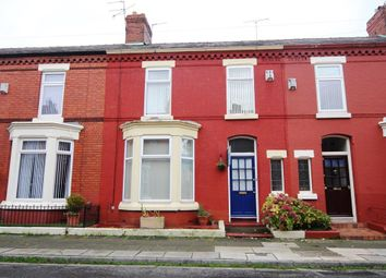 Thumbnail 4 bed terraced house to rent in Wendover Avenue, Aigburth, Liverpool, Merseyside