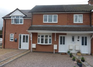 Thumbnail 2 bed town house to rent in Bear Lane Close, Polesworth, Tamworth