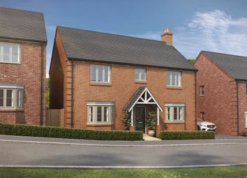 Thumbnail 4 bed detached house for sale in Hunters Wood, Wood Lane, Gedling, Nottingham