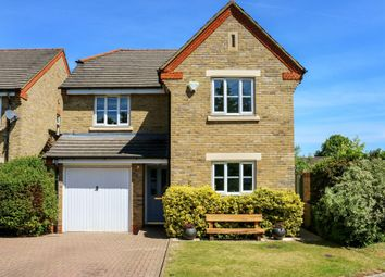 Thumbnail 4 bed detached house for sale in Lautree Gardens, Cookham, Maidenhead