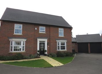 Thumbnail 5 bed detached house for sale in Fort William Close, Greylees, Sleaford