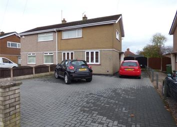Thumbnail 2 bed semi-detached house for sale in Skelwith Close, Carlisle, Cumbria