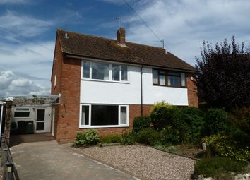 Thumbnail 3 bed semi-detached house for sale in Ennerdale Avenue, Longlevens, Gloucester