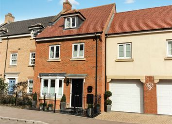 Thumbnail 4 bed terraced house for sale in Brooklands Avenue, Wixams, Bedford