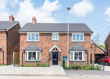Thumbnail 5 bed detached house for sale in Sudbury Road, Yoxall, Burton-On-Trent
