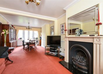 Thumbnail 3 bedroom terraced house for sale in Munster Gardens, Palmers Green, London