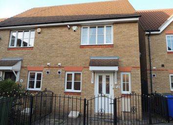 Thumbnail 2 bed terraced house to rent in Plymouth Road, Chafford Hundred, Grays