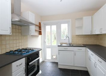 Thumbnail 3 bed terraced house to rent in Brackenbury Road, London