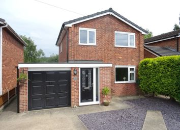 Thumbnail 3 bed detached house for sale in Darley Drive, Ripley