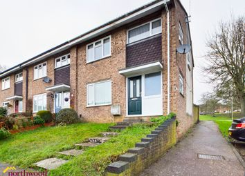 Thumbnail 4 bed end terrace house for sale in Danesmoor, Banbury