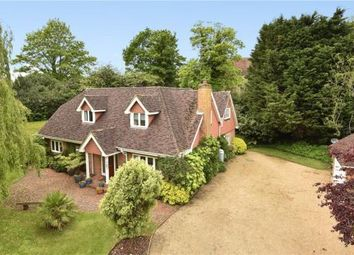 Thumbnail 4 bed detached house for sale in Upper Hale Road, Farnham, Surrey