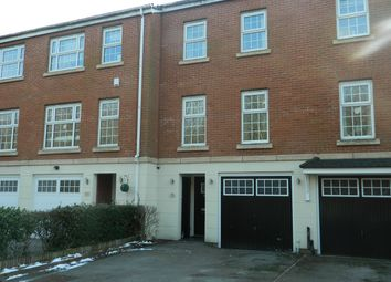 Thumbnail 3 bed town house for sale in Ledgard Avenue, Leigh