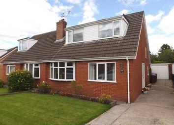 Thumbnail 3 bedroom semi-detached house for sale in Pope Walk, Penwortham, Preston