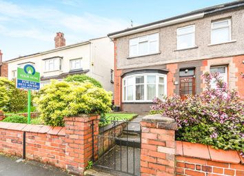 Thumbnail 4 bed semi-detached house for sale in Whiston Lane, Huyton, Liverpool