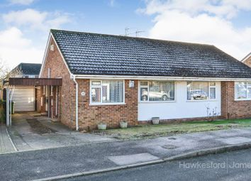 Thumbnail 2 bed bungalow for sale in Hamilton Crescent, Sittingbourne