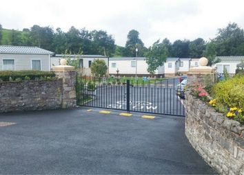 Thumbnail 2 bed mobile/park home for sale in Brigham Holiday Park, Brigham, Cockermouth, Cumbria