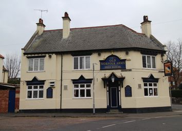 Thumbnail Pub/bar for sale in Norfolk Street, Worksop