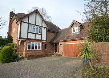 Thumbnail 6 bed detached house for sale in Portesbery Road, Camberley, Surrey