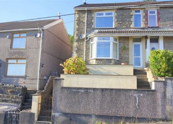 Thumbnail 3 bed semi-detached house for sale in Bryn Terrace, Caerau, Maesteg, Mid Glamorgan