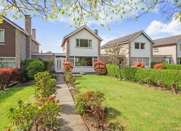 Thumbnail 3 bed link-detached house for sale in 115 Clermiston Road, Corstorphine, Edinburgh