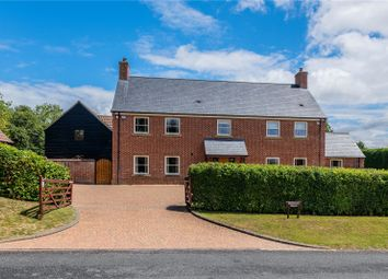 Thumbnail 8 bed detached house for sale in Hollybush House, High Street, Brington, Cambridgeshire