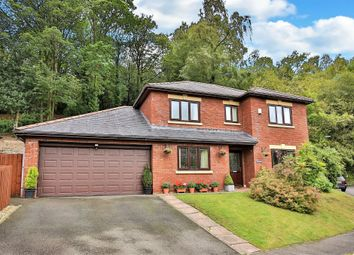 Thumbnail 4 bed detached house for sale in Snatchwood View, Pontnewynydd, Pontypool
