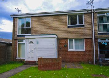 Thumbnail 2 bed flat for sale in Lancaster Way, Fellgate, Jarrow