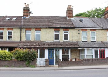 Thumbnail 3 bed terraced house for sale in Wrecclesham Road, Farnham
