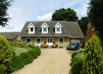 Thumbnail 4 bed detached house for sale in Peakirk Road, Deeping Gate, Peterborough