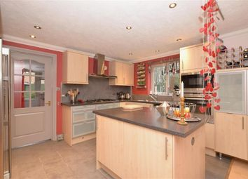 Thumbnail 4 bed detached house for sale in Bailey Close, Horsham, West Sussex