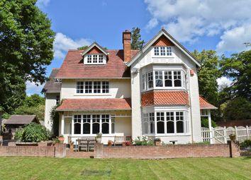 6 bed detached house for sale in Forest Park Road, Brockenhurst SO42