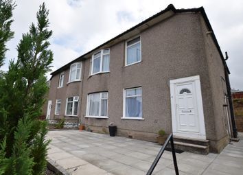 Thumbnail 3 bed flat for sale in Aikenhead Road, Glasgow