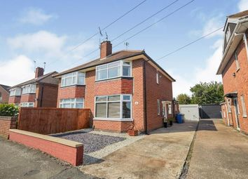 Thumbnail 2 bed semi-detached house for sale in Coleridge Street, Derby, Derbyshire
