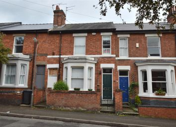 Thumbnail 4 bed end terrace house for sale in Statham Street, Off Kedleston Road, Derby