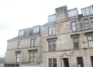 Thumbnail 1 bed flat for sale in 10, Hay Street, Flat 2-2, Greenock PA154Ba