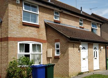 Thumbnail 1 bed terraced house to rent in Princethorpe Drive, Banbury, Oxfordshire