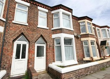 Thumbnail 3 bed terraced house for sale in Massey Park, Wallasey