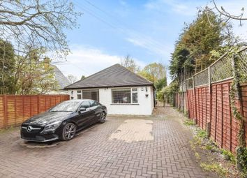 Thumbnail 4 bed detached bungalow for sale in Great North Road, Hatfield