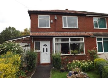 Thumbnail 3 bedroom semi-detached house for sale in Bow Meadow Grange, Manchester, Greater Manchester, Uk
