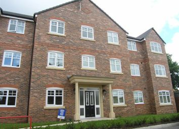 Thumbnail 2 bed flat to rent in Marymount Close, Wallasey
