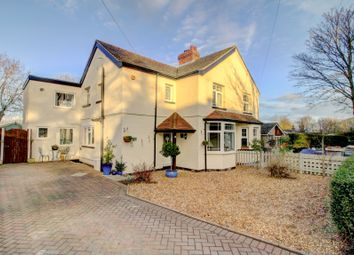 3 bed semi-detached house for sale in Park Road, Moggerhanger, Bedford MK44